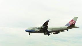 Desantowy samolot Obrazy Stock