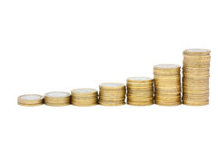 Desarrollo económico Foto de archivo libre de regalías