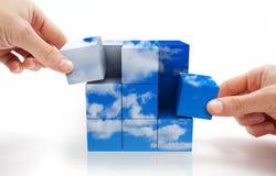 Desarrollo sostenible Imágenes de archivo libres de regalías