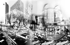 Desarrollo urbano Foto de archivo libre de regalías