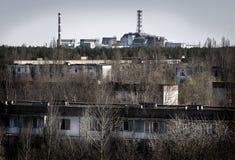 Desastre de Chernóbil 1986 Fotografía de archivo