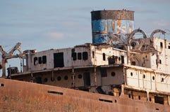 Desastre ecológico Fotografía de archivo libre de regalías