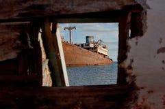 Desastre ecológico Imagen de archivo