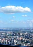 Desatención de la ciudad Imagenes de archivo