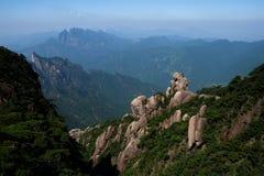 Desatención de las montañas Fotografía de archivo libre de regalías