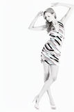 Desaturated body Stock Photography