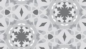 Desaturated Geometric Pattern Royalty Free Stock Photo