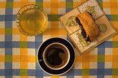 Desayuno 2 Foto de archivo libre de regalías