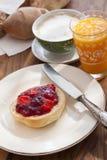 Desayuno Fotos de archivo libres de regalías