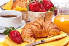 Desayuno. Imagen de archivo libre de regalías