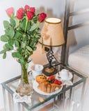 Desayuno Fotografía de archivo libre de regalías