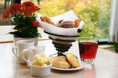 Desayuno clásico Fotografía de archivo libre de regalías