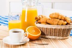 Desayuno continental imágenes de archivo libres de regalías