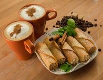 Desayuno de la mañana Foto de archivo