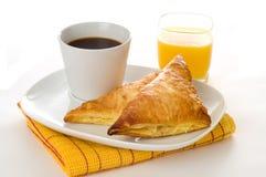 Desayuno del volumen de ventas Fotos de archivo libres de regalías
