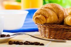Desayuno delicioso Fotografía de archivo