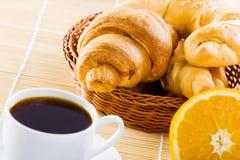 Desayuno delicioso Fotografía de archivo libre de regalías