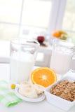 Desayuno delicioso Imagen de archivo libre de regalías