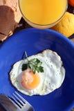 Desayuno, desayuno muy sano Imagen de archivo libre de regalías