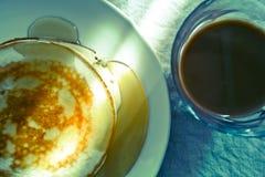 Desayuno dulce Foto de archivo