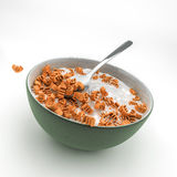 Desayuno euro Imagen de archivo libre de regalías