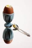 Desayuno-Huevo Fotografía de archivo