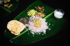 Desayuno indio Imagenes de archivo