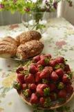 Desayuno ligero Fotografía de archivo libre de regalías