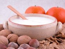 Desayuno ligero Imagen de archivo