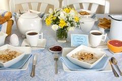 Desayuno para la mama Foto de archivo