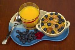 Desayuno sano Imagenes de archivo