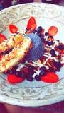 Desayuno sano Fotos de archivo libres de regalías