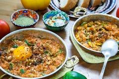 Desayuno turco Fotos de archivo libres de regalías