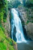 Desbaste cachoeiras de Narok Imagem de Stock Royalty Free