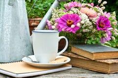 Descanso para tomar café Imágenes de archivo libres de regalías