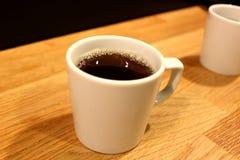 Descanso para tomar café Fotografía de archivo