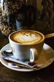 Descanso para tomar café Imagenes de archivo