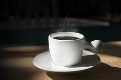 Descanso para tomar café por la tarde Fotografía de archivo libre de regalías