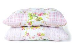 Descansos com testes padrões florais Imagem de Stock