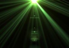 Descarga de la energía Imagen de archivo