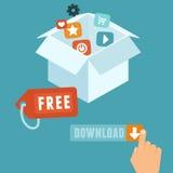 Descarga gratuita stock de ilustración