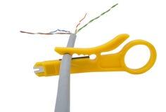 Descascador de fios Imagem de Stock Royalty Free