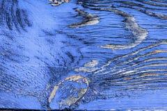Descascando a pintura velha Foto de Stock Royalty Free