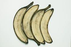 Descasque uma banana Foto de Stock