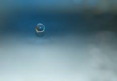 Descenso del agua Imagenes de archivo