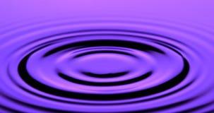 Descenso 4k descendente del agua almacen de video