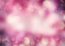Descenso púrpura rosado abstracto