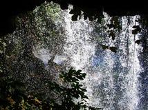 Descensos de la cascada Foto de archivo libre de regalías