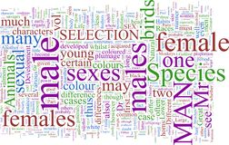 The Descent of Man. A word cloud based on Darwin's The Descent of Man vector illustration