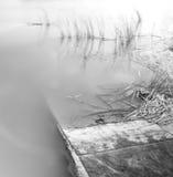 Descente dans l'eau Photo libre de droits
